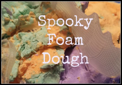 Foam Dough Header